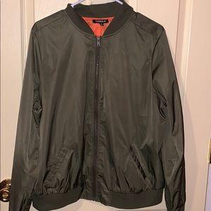 Torrid Bomber Jacket